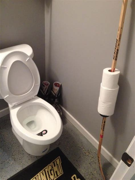 Make Toilet Paper Holder - 15 diy toilet paper holder ideas
