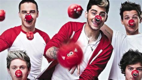 one direction red nose day red nose day one direction youtube