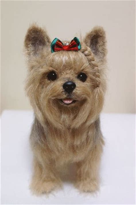 felt yorkie pattern 17 best images about needle felting on pinterest chugs