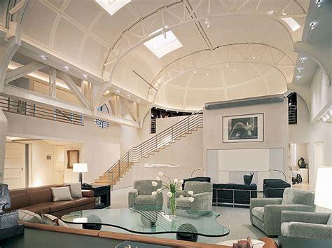 gymnasium apartment   york city  charles gwathmey architecture design