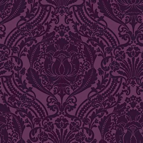 gold wallpaper canada blue mountain silk damask purple strippable non woven