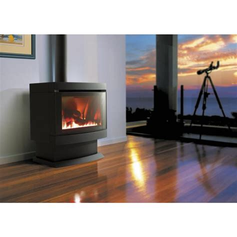 Free Standing Gas Log Fireplace by Escea Fs730 Freestanding Gas Fireplace Escea Gas Fires