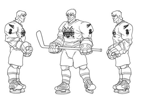 hockey coloring pages of sidney crosby inert february 2007