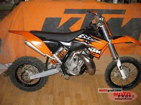 2010 Ktm 65 Sx Ktm 65 Sx 2010 Specs And Photos