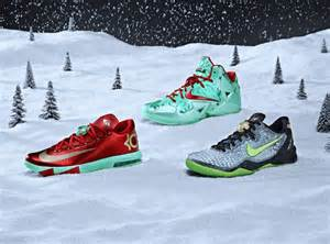 nike basketball 2013 quot christmas pack quot sneakernews com
