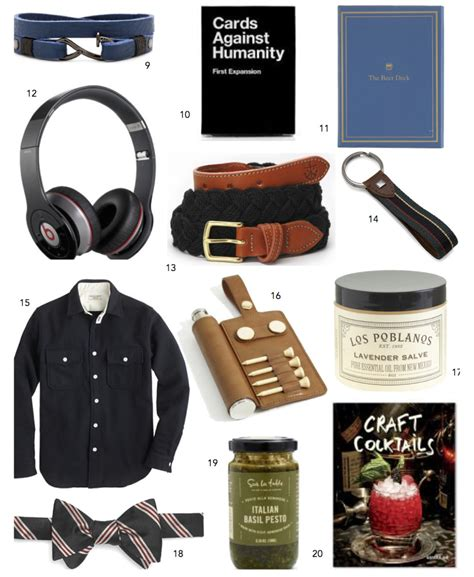 gifts for guys gift guide for the guys