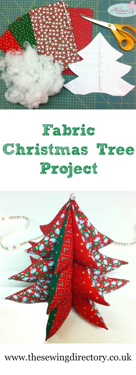 how to make fabric christmas tree how to make fabric tree decorations billingsblessingbags org