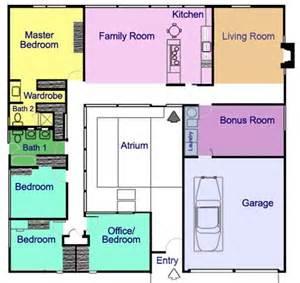 Eichler Floor Plans by What S An Eichler Eichler Blog