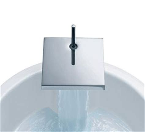 Hansgrohe Waterfall Faucet by Axor Starck X Experience The Ritual Significance Of Water