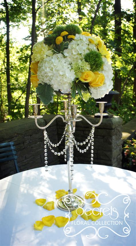 wedding decorations in yellow and silver a modern yellow and silver wedding decoration toronto