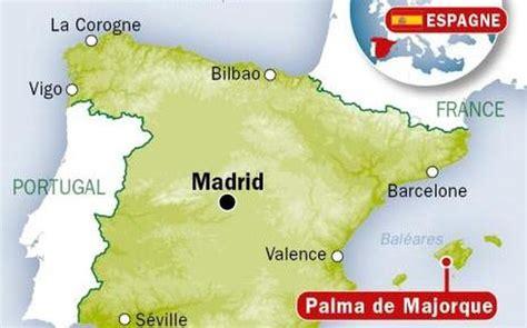Espagne madrid carte L'odyssee des photos voyages
