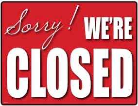 we are closed sign template printable office signs templates