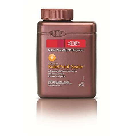 stonetech professional bulletproof sealer range