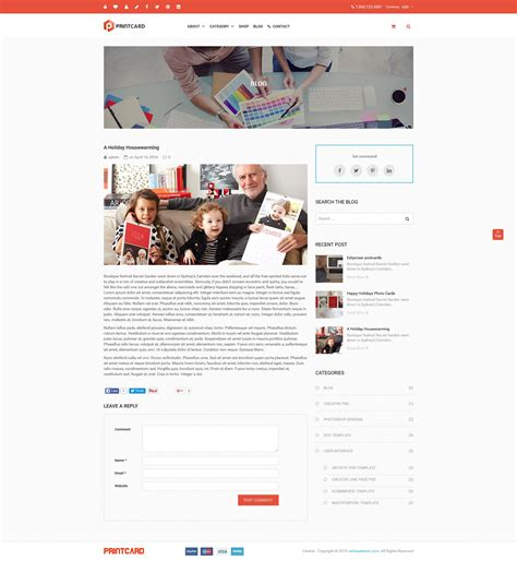 themeforest free free download themeforest printshop wordpress responsive