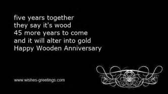 5th wedding anniversary quotes and sayings invitation wordings