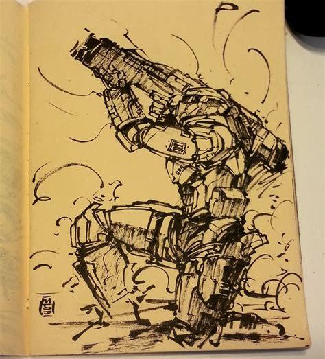 sketchbook apk 4 0 0 sketchbook rockety soldier by mycks on deviantart