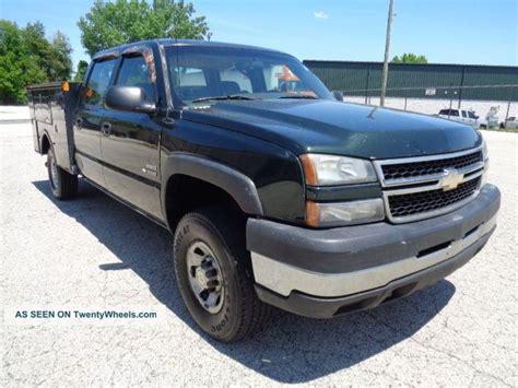 service manual automotive air conditioning repair 2003 chevrolet silverado 3500 parking system