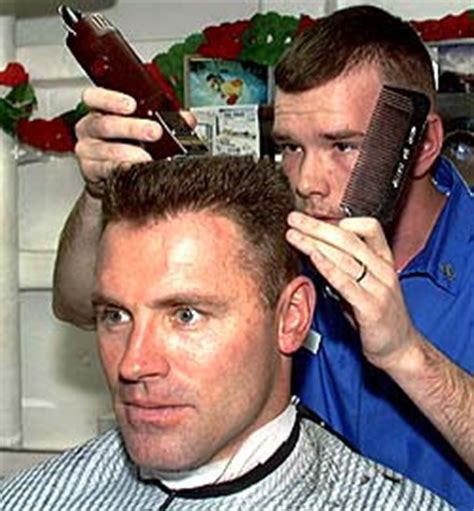 wife flat top haircut sometimes nothing i m curious should howie long continue