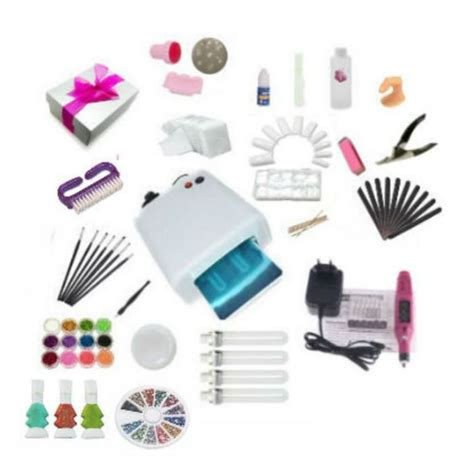 kit faux ongles gel kit faux ongles gel uv