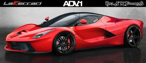 laferrari wheels laferrari on adv 1 wheels autoevolution