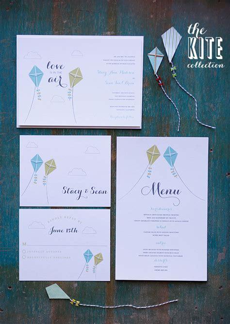 Printable Kite Invitations   blog free printable kite invitations