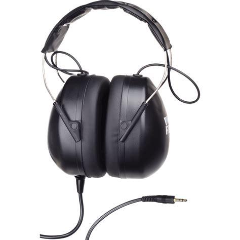 Headphone Isolation Vic Firth Sih1 Isolation Headphones Music123