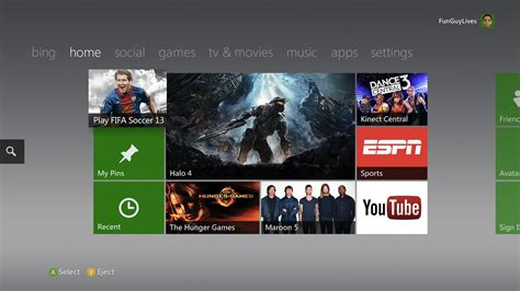 xbox 360 dashboard update oh hey explorer for