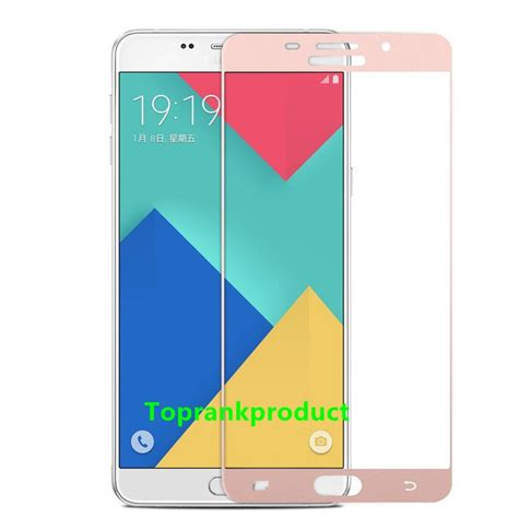 Tempered Glass Samsung A9 Pro White samsung galaxy a9 pro a910 cove end 4 26 2017 8 59 pm