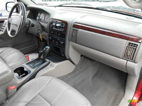 jeep grand cherokee limited  dashboard  gtcarlotcom