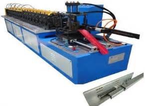 Drawer Machine by Soft Closing Drawer Slides Manufacturing Machine