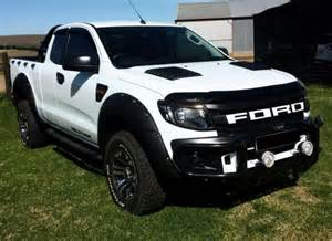 ford ranger raptor kit pictures to pin on