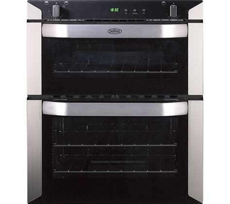 Oven Gas Built In buy belling bi70g gas built oven stainless