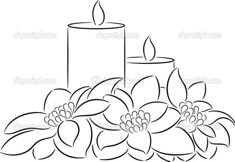 christmas flower pot coloring page 454895 171 coloring pages