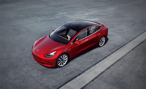 Model 3 Price Options