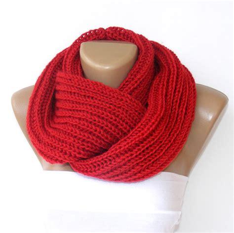 on sale knit scarf winter scarf knit infinity