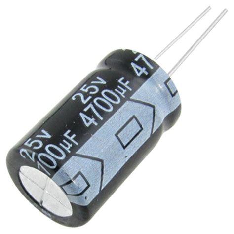 capacitor eletrolitico no eagle capacitor eletrolitico 4700uf 25v hu infinito componentes eletr 244 nicos