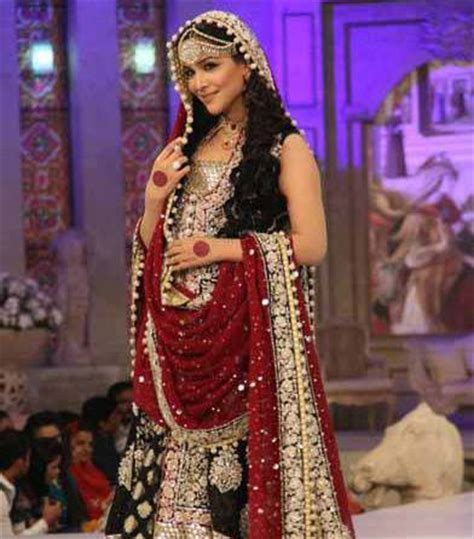Best Bridal Dresses For Pakistani Brides   Life n Fashion