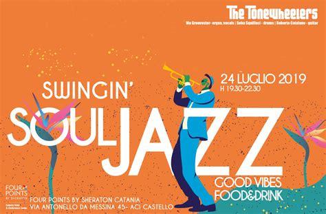 swing time catania swingin soul jazz 2019 citymap sicilia
