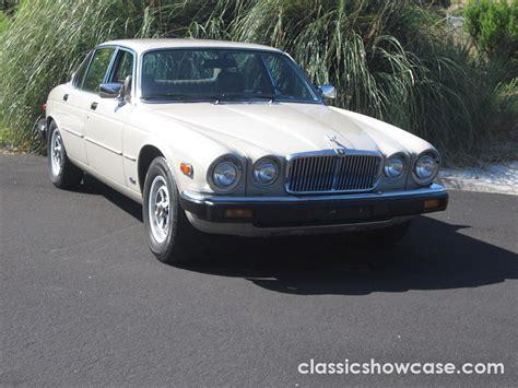 86 jaguar xj6 1986 jaguar xj6 sedan by classic showcase