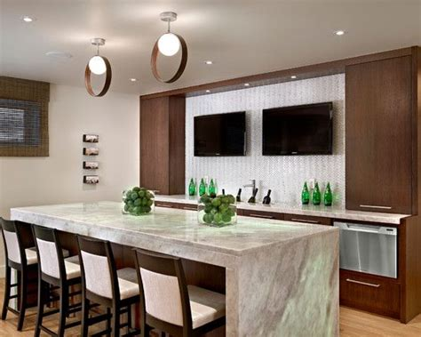 Design Ideas For Small Kitchens marble home bar google search for the home pinterest