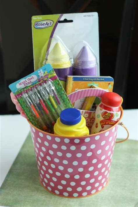 easter basket ideas pinterest
