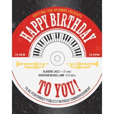 Records Birthdays Happy Birthday And Birthday Cards On