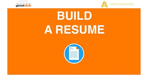 Mba Apply Now Or Later by How To Build An Mba Application Resume Admissionado