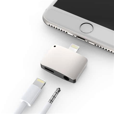 iphone 7 7 plus lightning port to headphone and lightning port adapter iphone 7 7