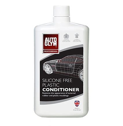 Autoglym Plastic Conditioner Liter autoglym silicon free plastic conditioner 1 liter