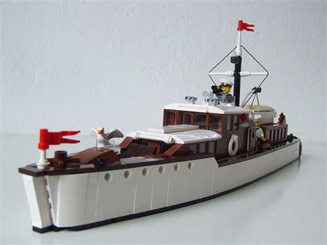Lego Wars Boat lego yacht the lego car