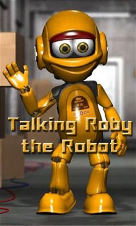 Talking Tom Robot talking roby the robot android apk talking roby the robot free for tablet and phone