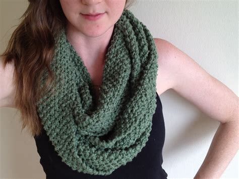 tinselmint how to wear an infinity scarf