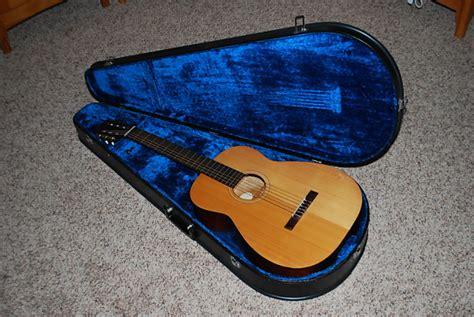 Harmony Handcrafted Guitar - harmony custom built classical acoustic guitar 1967