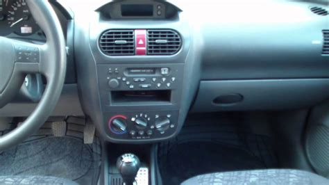 opel corsa 2002 interior 2002 opel corsa c pictures information and specs auto